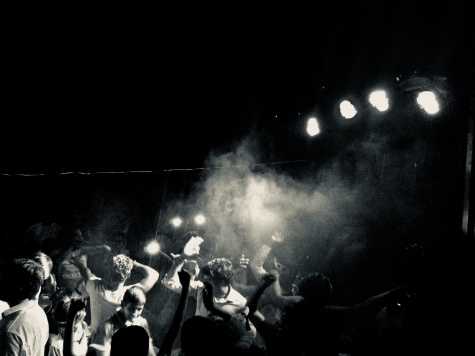 Lights. Sound. Dance.